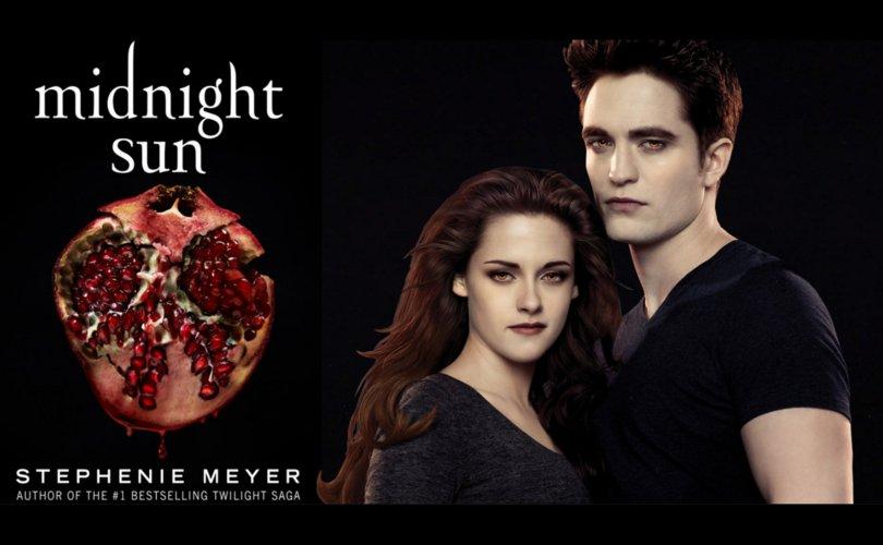 """Twilight"" цувралын шинэ ном гарна"
