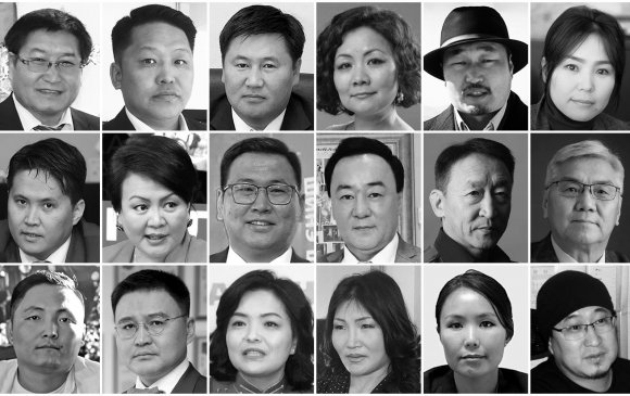 2020 оны сонгуульд өрсөлдөх сэтгүүлчид