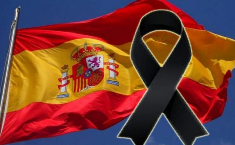 Испани улс 10 хоногийн турш гашуудна