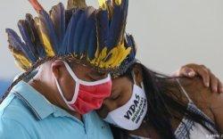 Хоногт бүртгэгдсэн халдварын тоогоор Бразил АНУ-ыг ардаа орхилоо