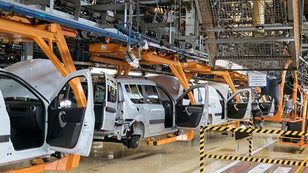 """Оросын """"АвтоВАЗ"""" компанийн борлуулалт гурав дахин буурлаа"""