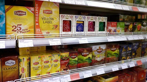 Оросууд уух дуртай Lipton, Brooke Bond цайгаа худалдан авч чадахгүй боллоо