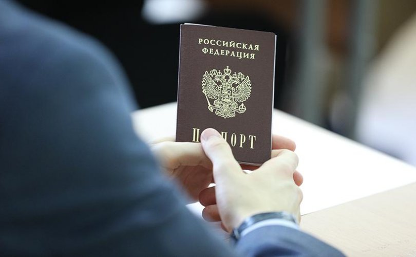 Давхар иргэншилтэй орос иргэдийг хилээр гарахыг зөвшөөрөв