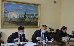 Элчин сайд Д.Даваа Газпром компанийн удирдлагатай видео хурал хийв