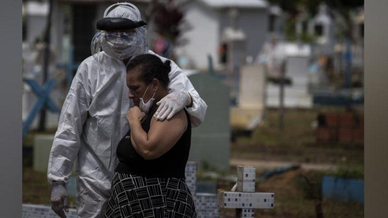 Бразил: Баячууд коронавирус тээн ирж, ядуус хөлд нь үрэгдэж байна