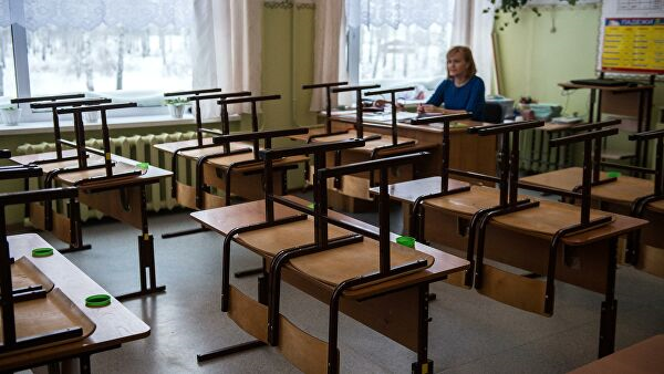 Оросын сургуулиуд их завсарлагаагаа цуцална