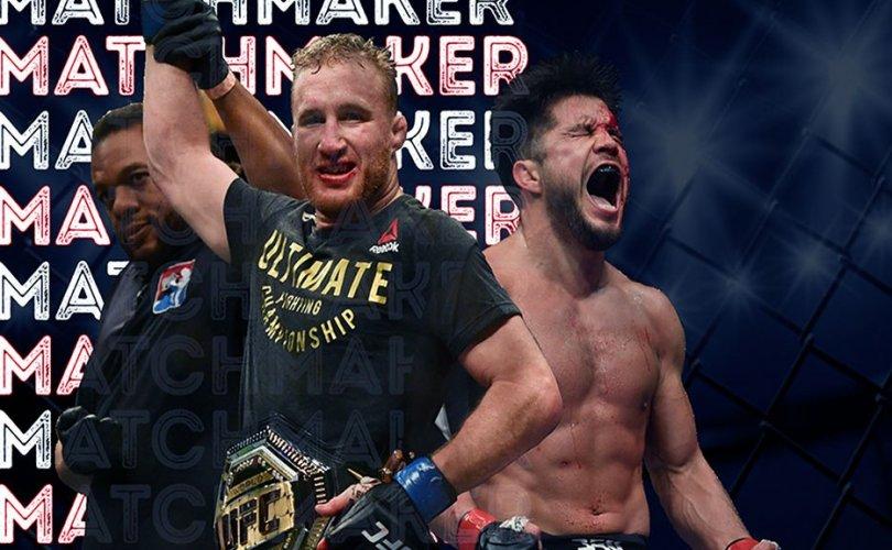 UFC-249: Х.Сехудо бүсээ хамгаалж, Ж.Гаетже шинэ аварга болов