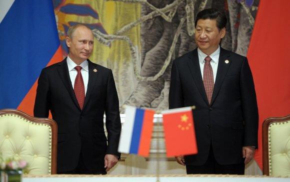 Нефть, байгалийн хий Хятад, Оросыг ойртуулав