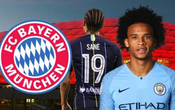 Байерн Мюнхен баг Лерой Санетай урьдчилсан тохиролцоонд хүрчээ