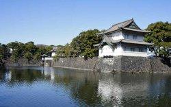Японы эзэн хааны ордон руу сэлж нэвтрэхийг завджээ