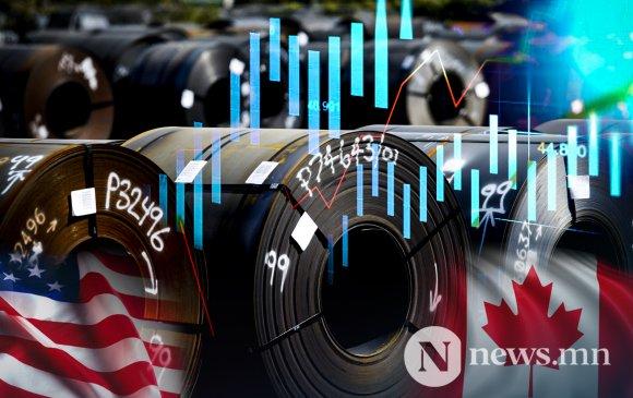 АНУ Канадын хөнгөн цагааны импортод нэмэлт татвар тавина