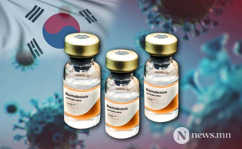"""БНСУ """"Remdesivir"""" эмийг коронавирусийн эмчилгээнд хэрэглэхийг зөвшөөрлөө"""