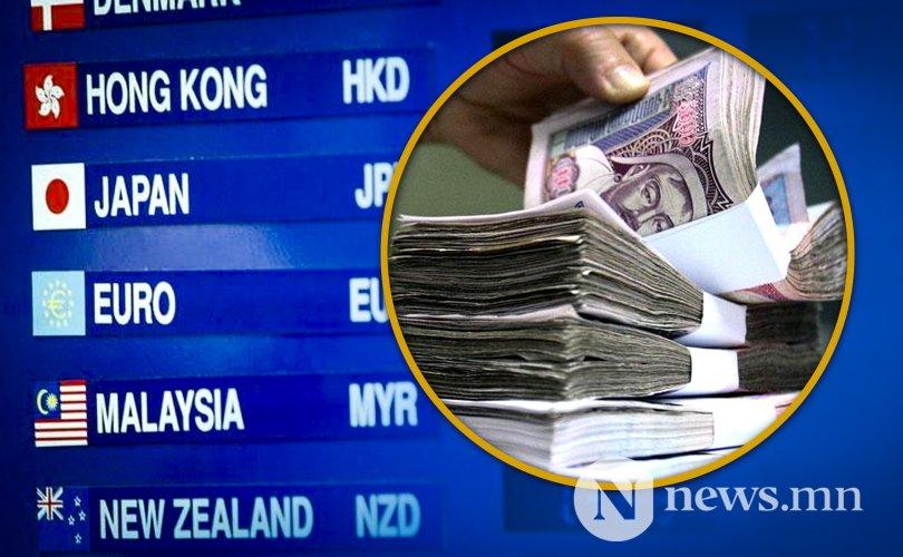 Г.Ганзориг: Ханш огцом савлахад валютын нөөц маш хурдтай шавхагдана