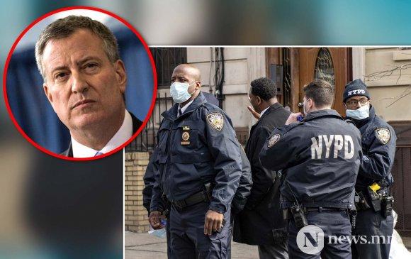 Нью-Йорк хот цагдаагийн байгууллагын санхүүжилтийг бууруулна