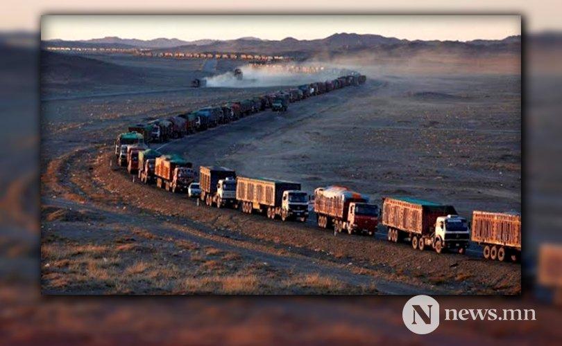 ОХУ руу автозамаар нүүрс экспортлох төлөвлөгөө гацав