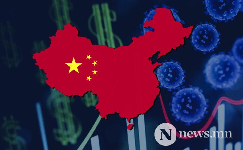Тахлын дараах Хятадын төсөв, мөнгөний бодлого