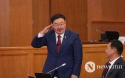 Г.Занданшатар даргатай шинэ парламент 75-уулаа эхлүүллээ