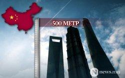 Хятадад 500 метрээс өндөр барилга барихгүй