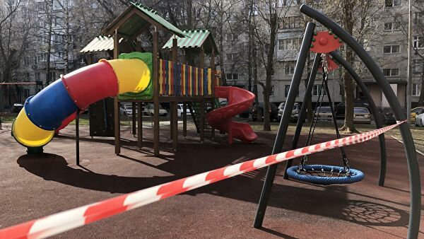Москвагийн хүүхдийн тоглоомын талбайг 23-наас нээнэ