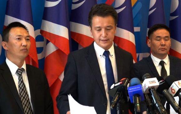 АН: МАН-ын мэдэгдэл сонгуулийн хууль зөрчлөө