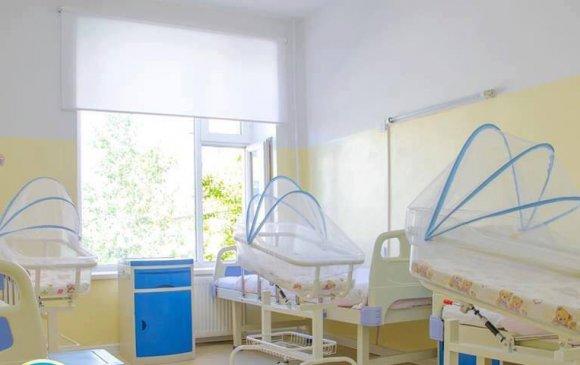 БГД-ийн Эрүүл мэндийн төвийн хүүхдийн салбар эмнэлэг нярайн тасагтай боллоо