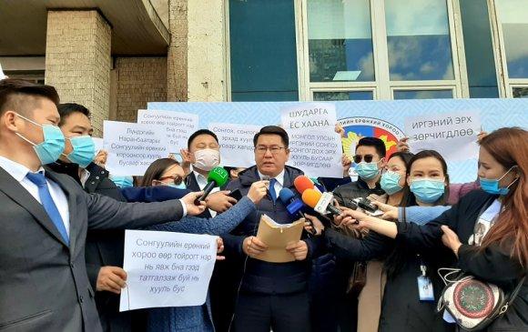 Л.Наранбаатар: СЕХ намайг биш Монголыг минь хорлож байна