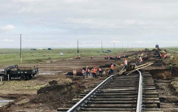 УБТЗ: Өнөөдөр галт тэрэгний хөдөлгөөнийг сэргээнэ