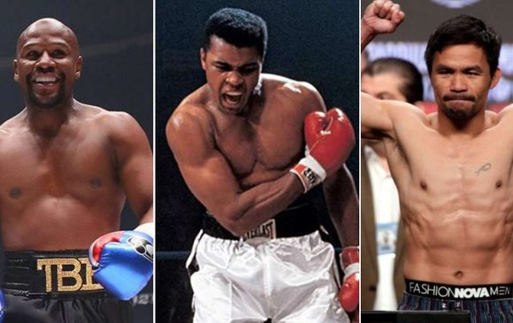 Бүх цаг үеийн хамгийн агуу 10 боксчин тодорчээ