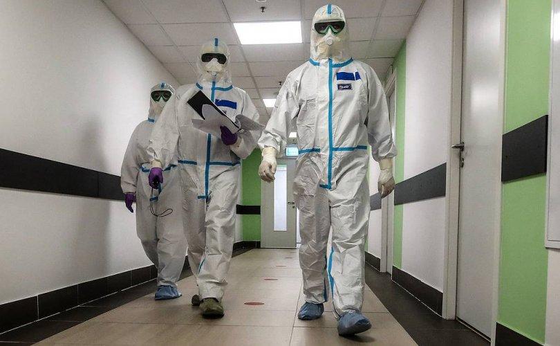 Москвад хоногт 2255 хүн коронавирусийн халдвараас эдгэжээ