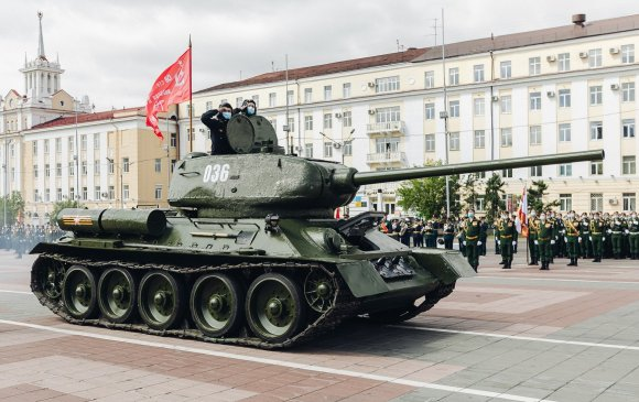 Монголын Зэвсэгт хүчний дайчид Москвад Ялалтын парадад оролцоно