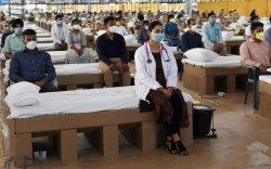 Covid-19: Энэтхэгт дэлхийн хамгийн том эмнэлгүүдийн нэгийг нээлээ