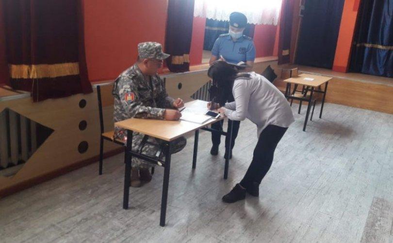 Сонгуулийн санал авах байруудад урьдчилан сэргийлэх хяналт, шалгалт хийгдэж байна