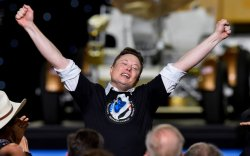 Элон Маск ОХУ-ын сансрын агентлагтай хамтарч ажиллахаа мэдэгджээ