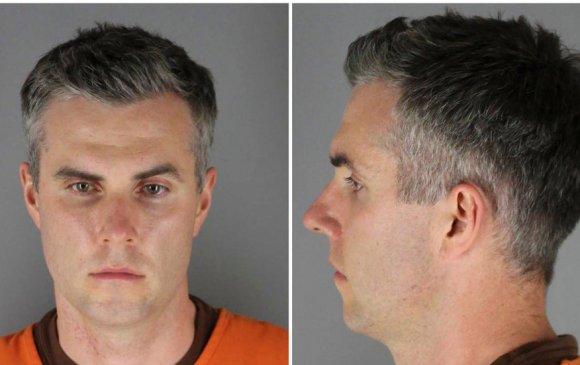 Флойдын баривчилгаанд оролцсон цагдаа торгуул төлөөд шоронгоос гарчээ