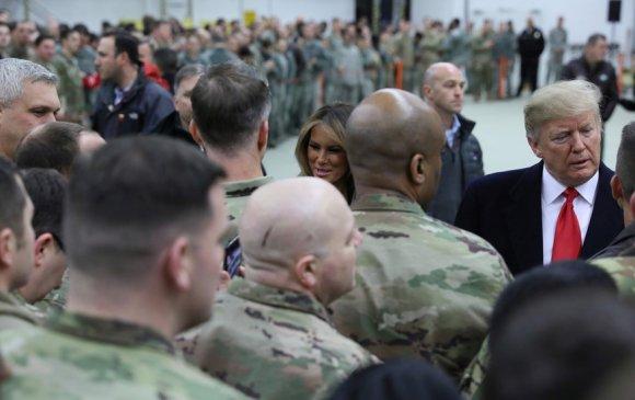 Герман НАТО-д төлбөрөө төлөхгүй бол Трамп цэргээ татна гэв