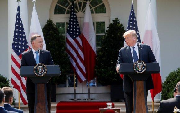 Трамп цэргүүдээ Польшид байрлуулж, ОХУ-д сануулга өгнө