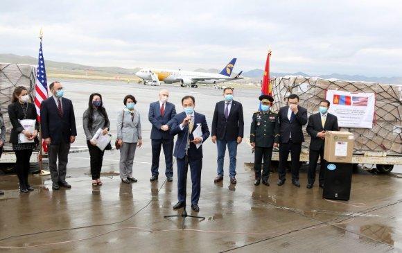 Тусламж хүргэх МИАТ-ын онгоц АНУ-ыг зорилоо