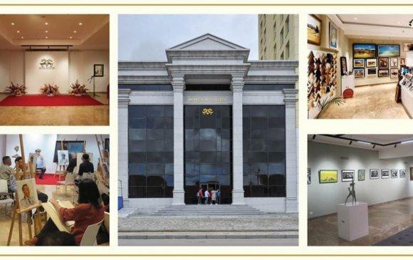 """""""Монгол арт"""" галерей нэг нас хүрлээ"""