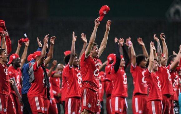 Германд Байерн Мюнхен багийг барах баг алга