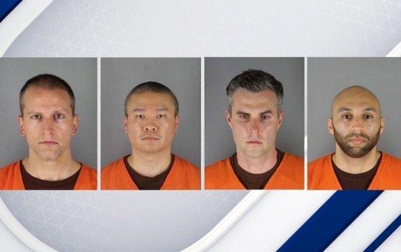 Жорж Флойдыг баривчилсан дөрвөн цагдаа бүгд ял эдлэхээр болжээ