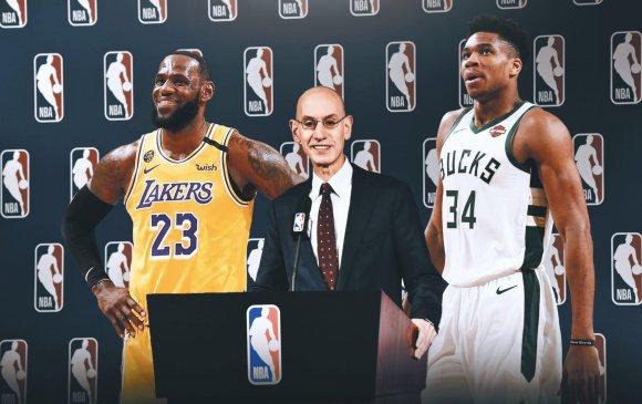 NBA эргэн ирлээ