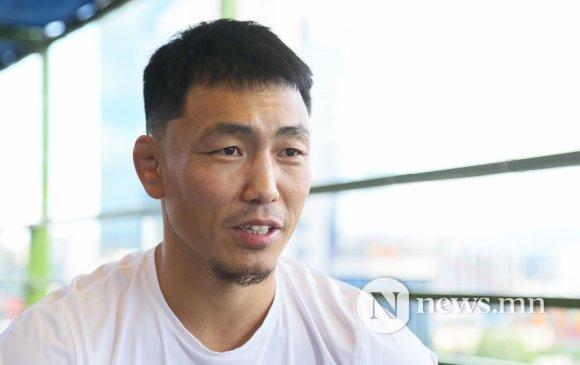 Д.Батгэрэл: UFC холбоонд орсных аварга болохыг хүсдэг
