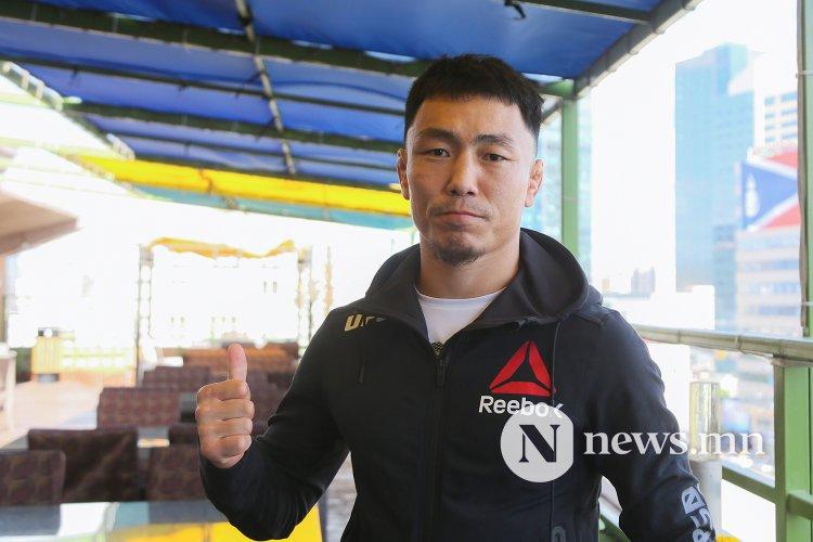 UFC: Д.Батгэрэлийн оронд Камерун Элси тулалдана