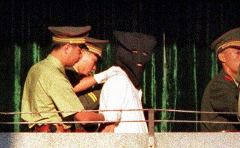 Хятадын шүүх Австралийн иргэнд цаазын ял оноов