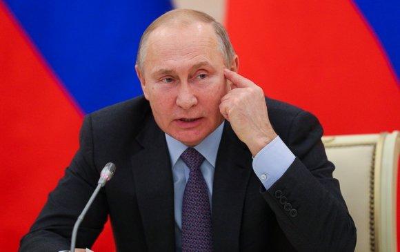 """""""Путины дараа Путин л байх болно"""""""