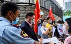 АНУ-аас Хятадын эсрэг визний хориг тавилаа