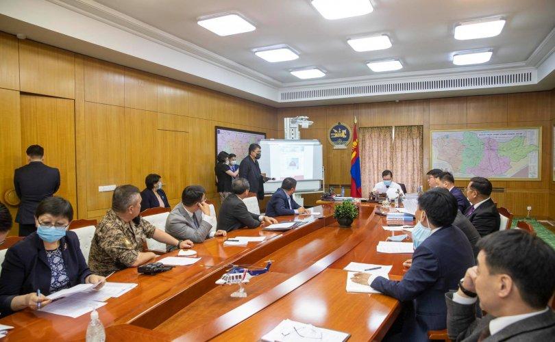 Наадмыг Их Монгол Улсын үеийн хэв загвараар найруулна