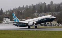 """""""Boeing 737 MAX"""" дахин туршилтын нислэг үйлдэнэ"""