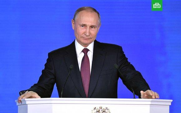 Путин ОХУ, Монголын стратегийн түншлэлийн тухай гэрээг Төрийн Думд өргөн барив