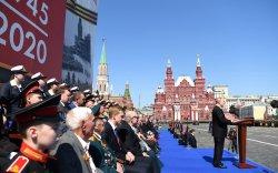 Москвагийн Ялалтын парад- Бүх хүний хувьд ялалт ганцхан!